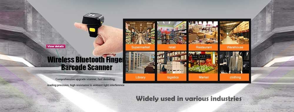 China best Hands Free Barcode Scanner on sales