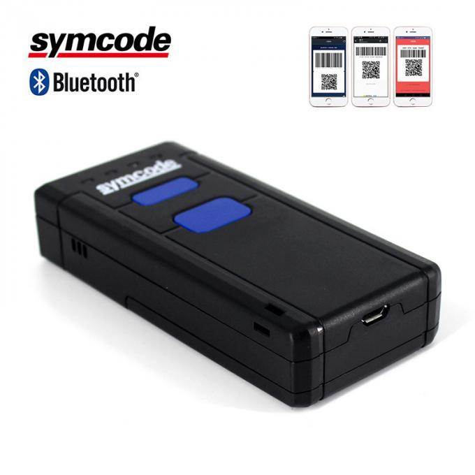 OEM Intelligent Symcode Portable Barcode Scanner Multi - Platform Design