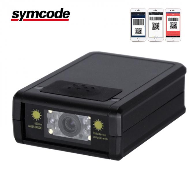 Symcode Barcode Scanner / 2D USB Scanner With 650 - 670 Nm Light Source