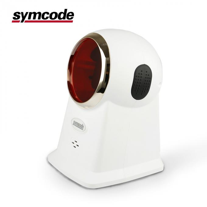 Industrial Warehouse Barcode Scanner Unique Trigger Design Full Quakeproof