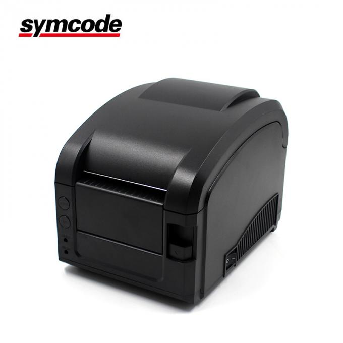 1D 2D Label Barcode Printer / Direct Thermal Printer Photoelectricity Sensor