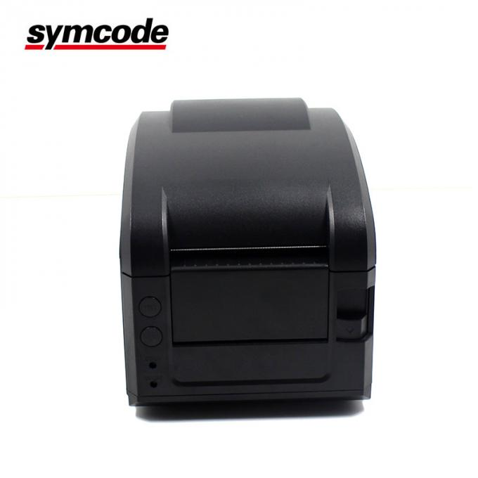 Supermarket Desktop Label Barcode Printer Dual - Motor Gear Driven Design