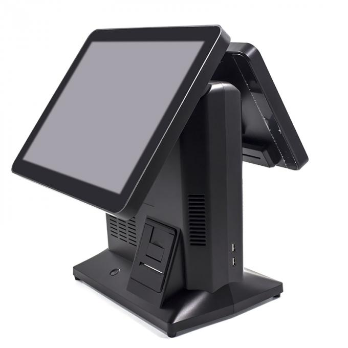 Optional WCDMA WiFi Touch POS Terminal / POS System All In One For Business