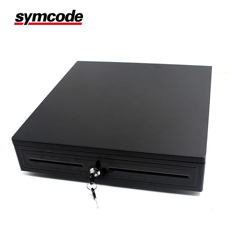 Electronic Under Counter Cash Drawer / Register Box With Key - Lock