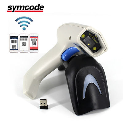 China Portable Android RS232 Barcode Scanner / 2D QR Scanner Ultra Long Battery Life factory