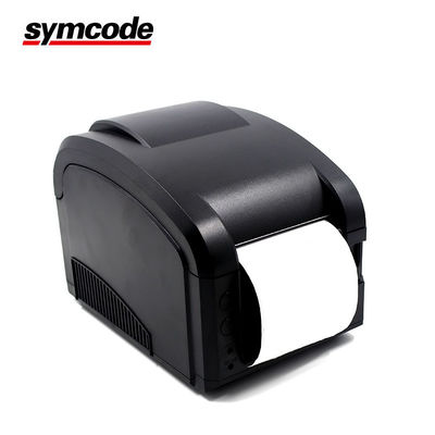 Direct Thermal Label Barcode Printer 2MB Memory Superior Waterproof