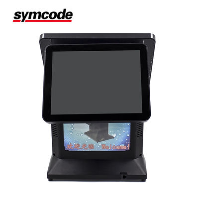 China 5 Wire Resistive Touch POS Terminal 1 Audio Output With Windows System factory