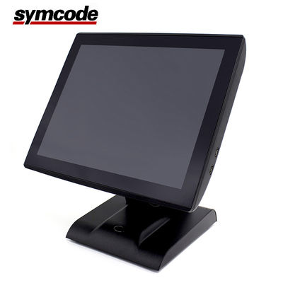 China All In One Touch POS Terminal / POS Retail System Built In Power Supply factory