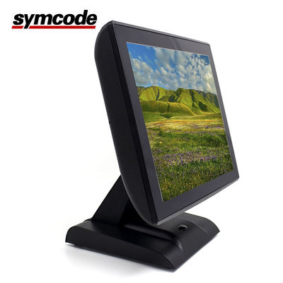 China 15 Inch POS All In One Touch Screen Low Power Comsumption For Fast Food Restaurant factory