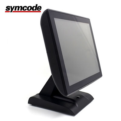 China Dual Screen Touch POS Terminal All In One With Opetional Second Monitor factory