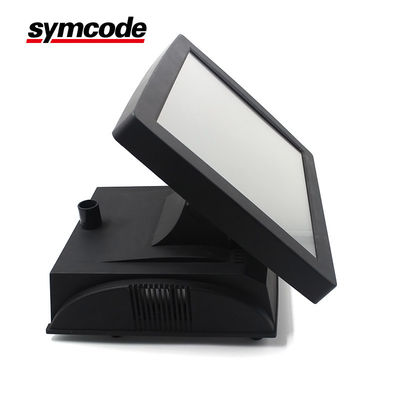 China 1 Parallel Interface Windows Touch POS Terminal / POS Cash Register For Hotel factory