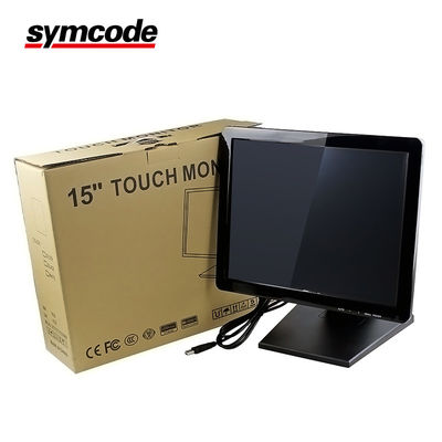 China Infrared Multi Touch 15 Inch Screen High Performance Dustproof And Oil Proof factory