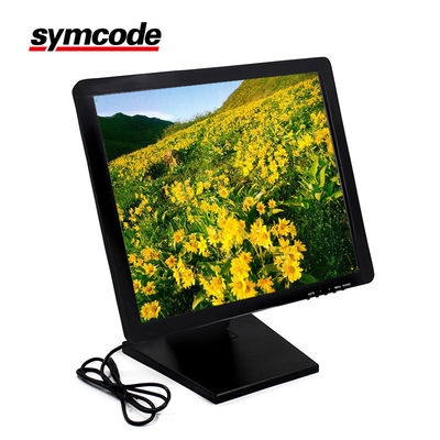 China 5 Wire Resistive Touch POS Monitor 17 Inch 1280 X 1024 Max Resolution factory