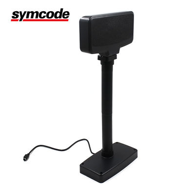 LED POS Customer Display Indoor Application Comfortable Adjust Visual Angle